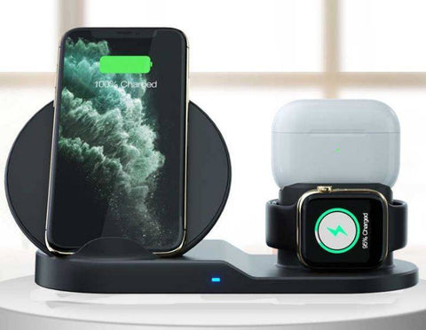 Tripad™ Wireless Charging Station