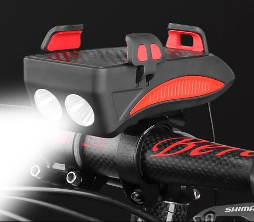 Lightee Phone Bike Mount Light - Maybach Mobile