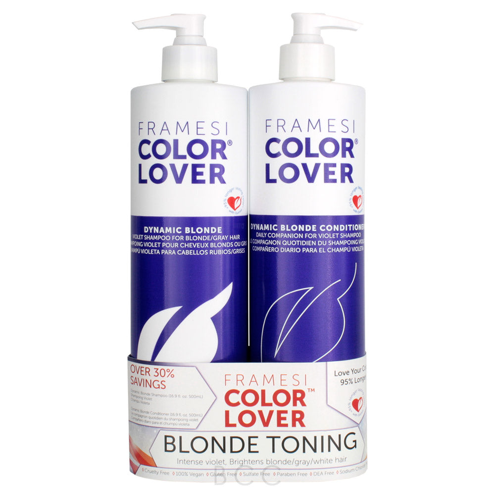 Color Love Blonde Toning