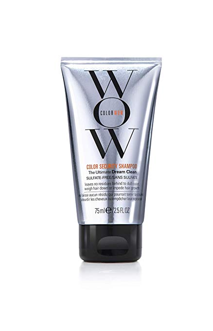WOW Color Security Shampoo Travel Size