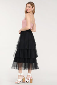 Tulle Dreamy Skirt