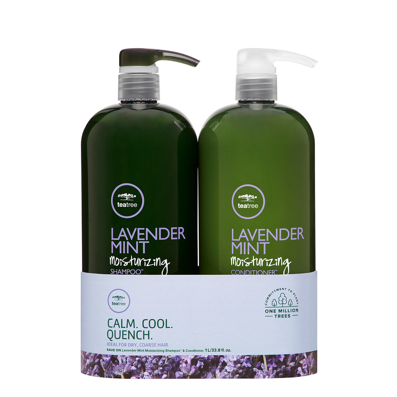 Lavender Mint Liter Duo Set (LIMITED EDITION)