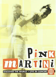 Pink Martini - Discover the World (DVD)