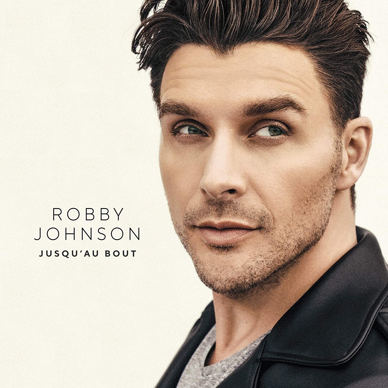 Robby Johnson - Jusqu'au bout (CD)