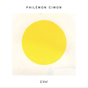 Philémon Cimon - L'été (CD)