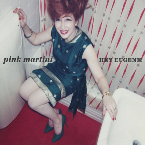 Pink Martini - Hey Eugene! (CD)