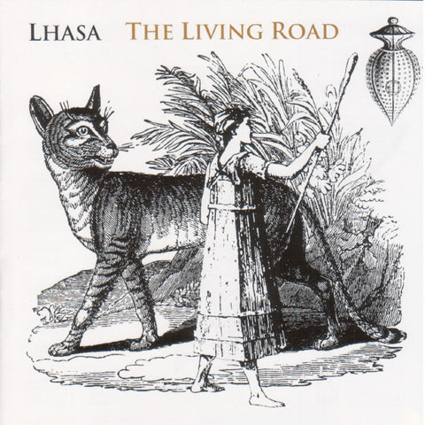 Lhasa de Sela - The Living Road (CD)