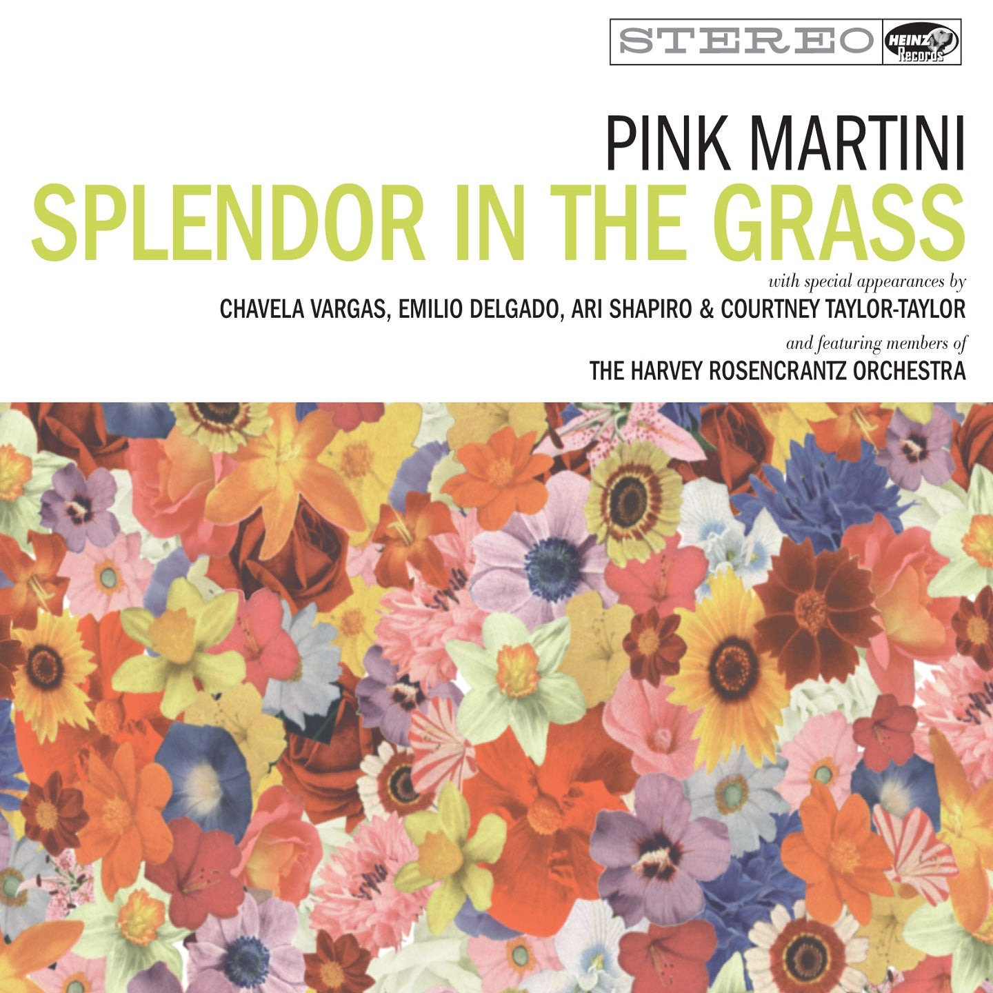 Pink Martini - Splendor in the grass (CD)