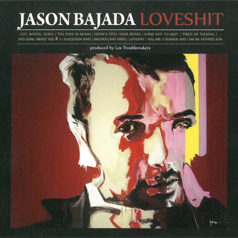 Jason Bajada - Loveshit (CD)
