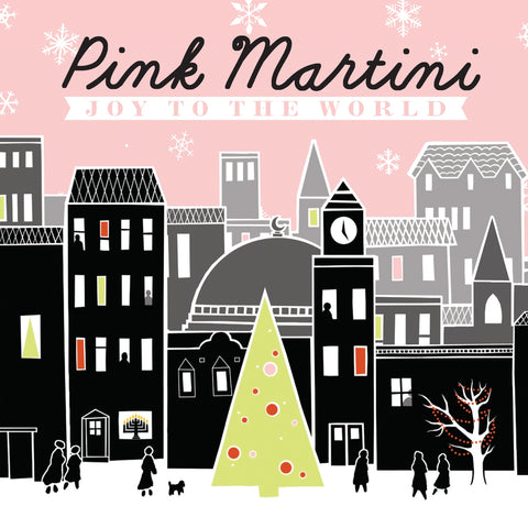 PInk Martini - Joy to the world (CD)