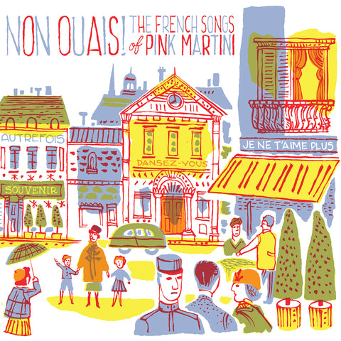 Pink Martini - Non Ouais (CD)