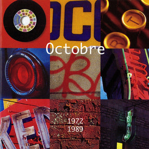Octobre - 1972-1989 (CDs)