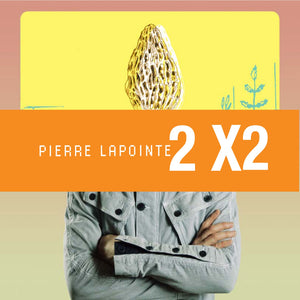 Pierre Lapointe - 2x2 (CD)