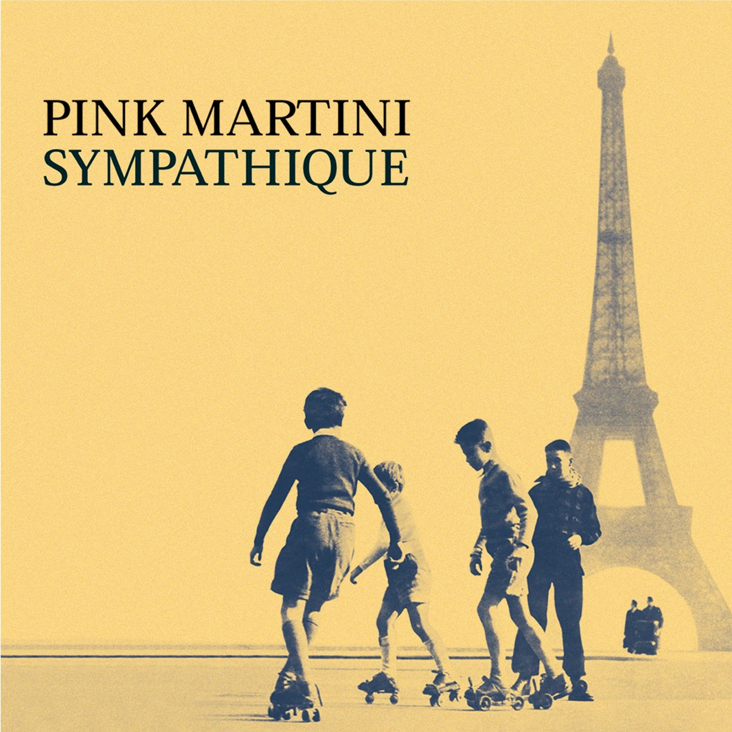 Pink Martini - Sympathique 20th anniversary (CD)
