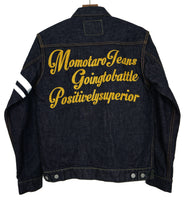 Load image into Gallery viewer, MOMOTARO 2105SP 15.7oz Type 2nd GTB Denim Jacket