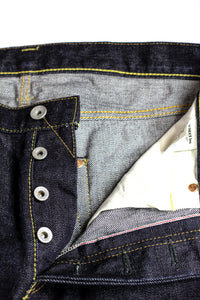 Iron Heart denim, IH-777s-142, 14oz Japanese selvedge jeans, raw heavyweight, made in Japan, Aitora Spain