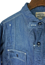 Load image into Gallery viewer, Pherrow's 770WS-W Chambray Shirt