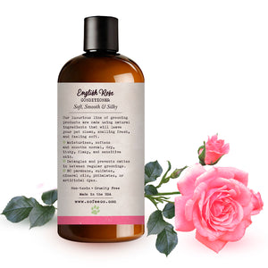 Natural Dog Shampoo - English Rose