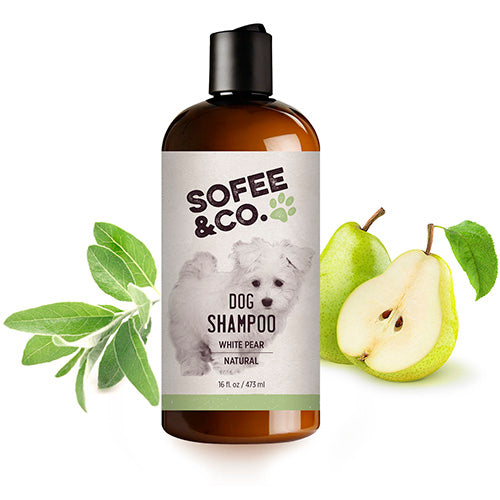 Natural Dog Shampoo - White Pear
