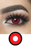 Devil & Demon Halloween Contacts