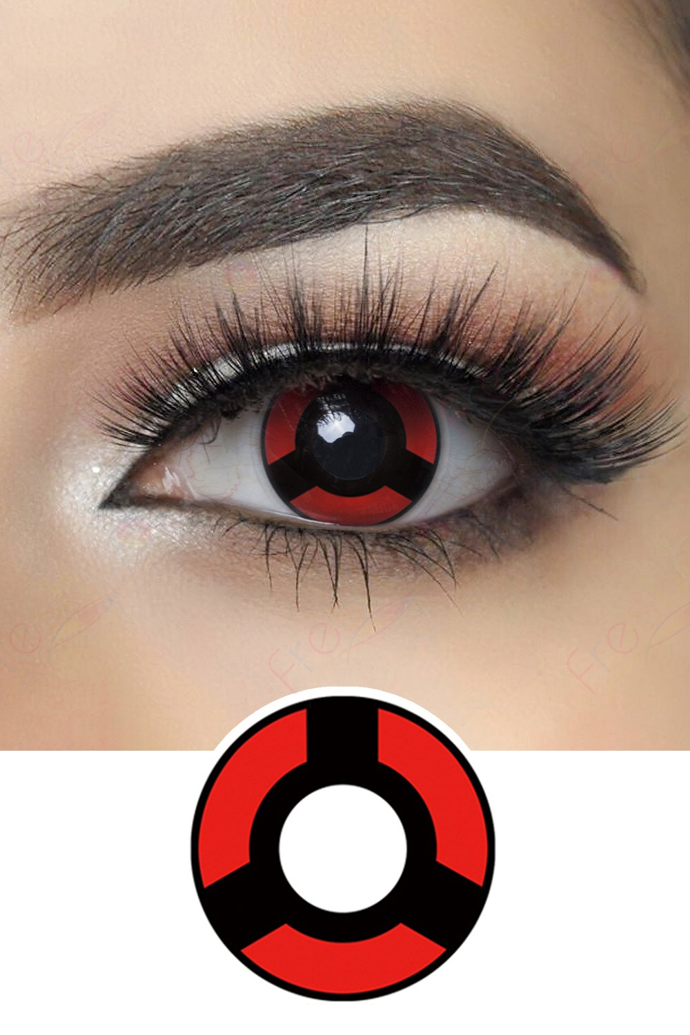 Anime & Cosplay Halloween Contacts