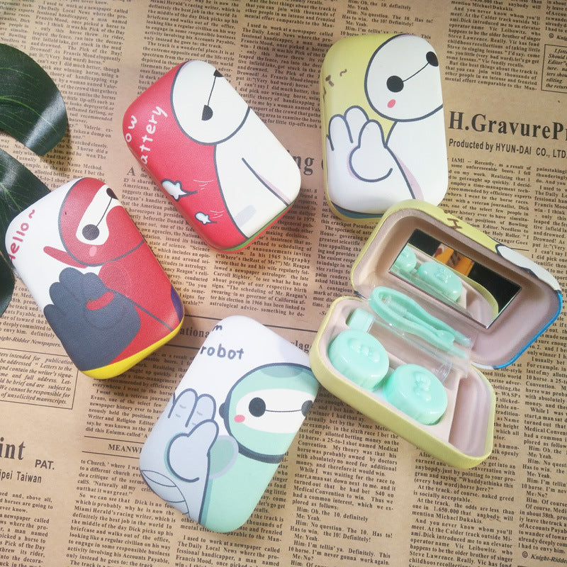 CLM™ lovely Baymax Lens Case