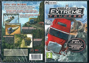 18 Wheels of Steel Extreme Trucker - PC [video game]