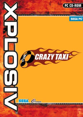 Crazy Taxi - Reloaded (PC CD)