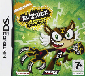 El Tigre: The Adventures of Manny Rivera  (Nintendo DS, 2007) EU Import