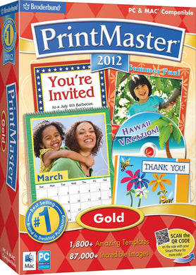 Encore Software Printmaster 2012 Gold DSA