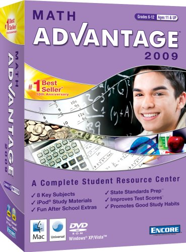 Math Advantage 2009 [OLD VERSION] by Encore