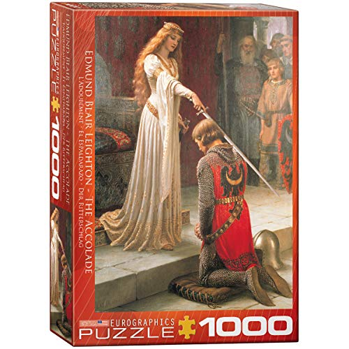 EuroGraphics The Accolade by E.B. Leighton 1000 Piece Puzzle