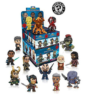 Funko Thor Ragnarok Mystery Minis Display Case of 12 Blind Box Figures