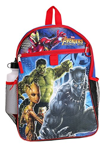 Disney 34324 Backpack, 5Pc 16