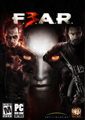 F.E.A.R. 3 - PC [video game]