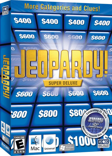 Jeopardy Super Deluxe