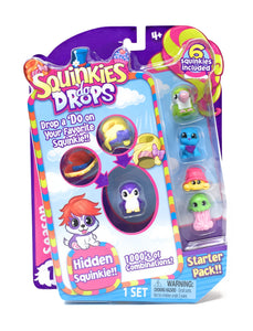 Blip Toys New 2016 Squinkies -Do Drops- Starter Pack - Season 1
