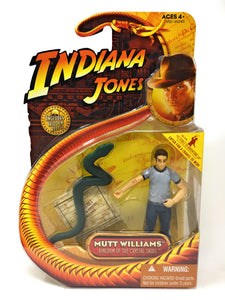 Indiana Jones Crystal Skull Mutt Williams w/ Knife