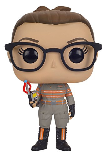 Funko POP Movies: Ghostbusters 2016 Abby Yates Action Figure
