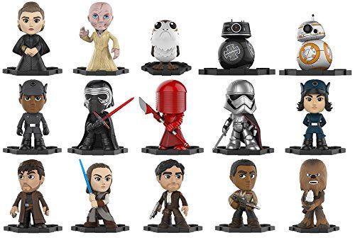 Funko Mystery Mini Star Wars-Episode 8 The Last Jedi 8 Toy