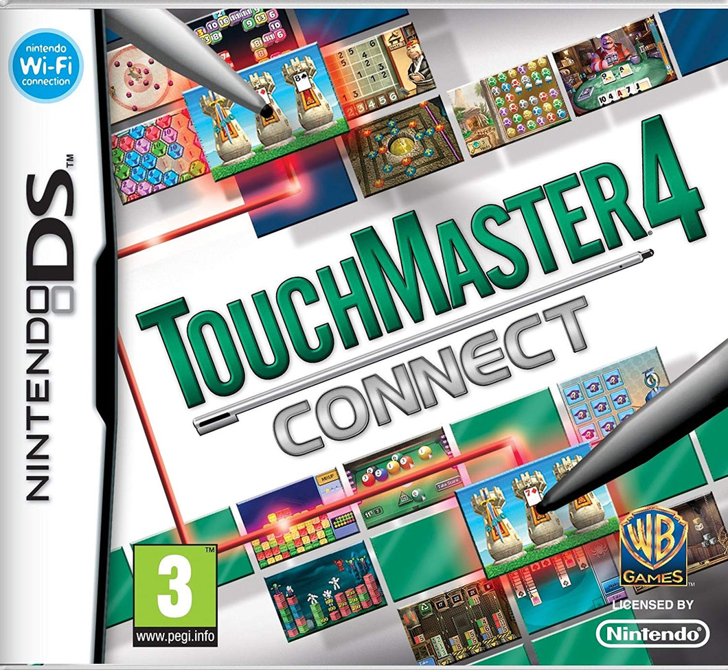 Touchmaster 4 - Connect [Nintendo DS]