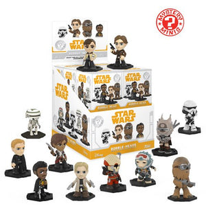 A Star Wars Story Colectible Figures - Bundle of 12 Mystery Minis and Display Box