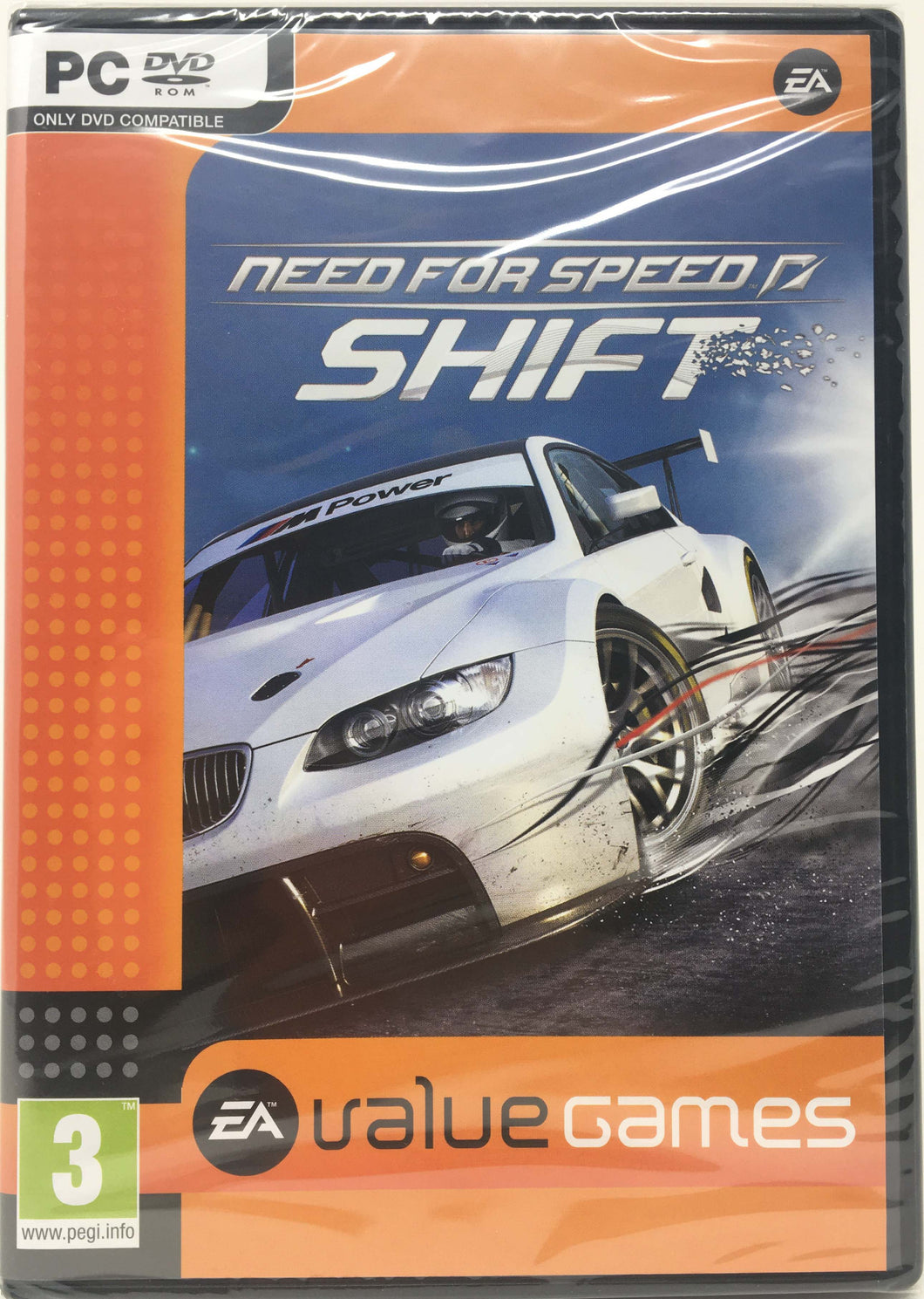 Need for Speed: Shift - PC [video game]