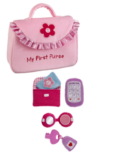 Load image into Gallery viewer, My First Purse (6 pc. set)