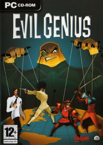 Evil Genius (UK) [PC game]