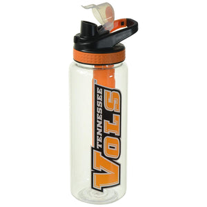 Cool Gear University of Tennessee Bottle, 32 oz, Orange
