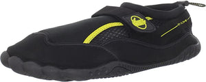 Body Glove Men's Seek Water Shoe,Black/Yellow,9 M US