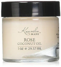 Load image into Gallery viewer, Kuumba Made Rose Coconut Oil, 1 oz (29.57 ml)