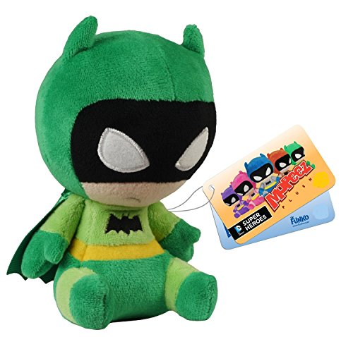 Funko Mopeez: Batman 75th Anniversary Colorways Action Figure, Green
