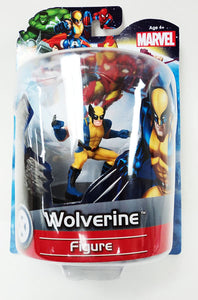 "Jamn Products 4"" Marvel Figure -Wolverine"